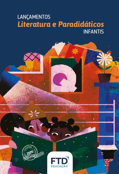 Lançamento literatura e paradidáticos infantil 2020