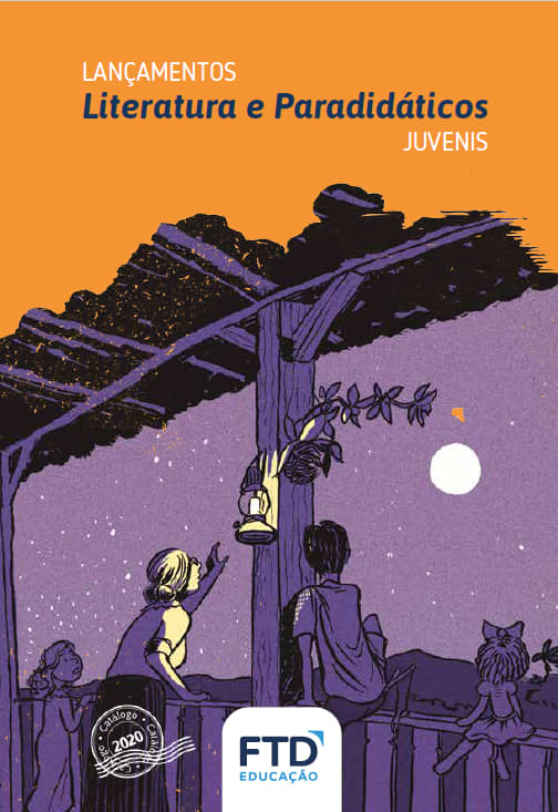Lançamento literatura e paradidáticos juvenil 2020