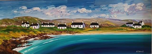 Coastal Cottages, Tiree