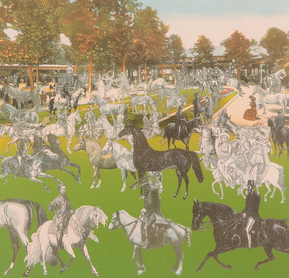 Horse Show (Vichy Series)