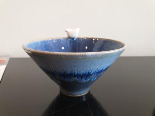 Blue Lovebirds Bowl, Small