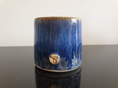 Whisky Cup Blue I