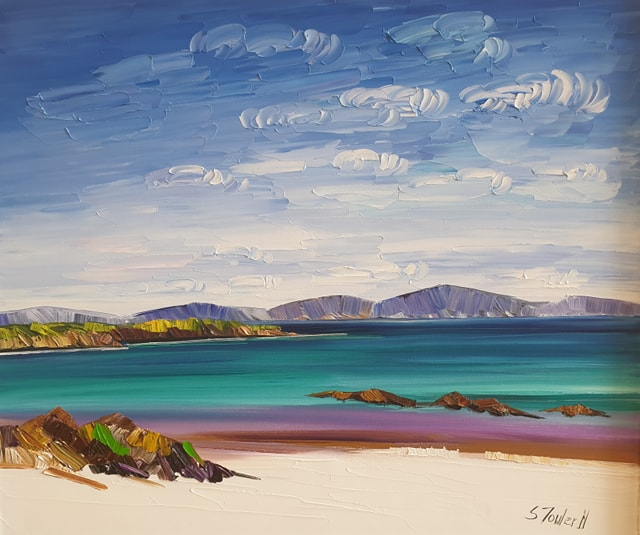 Beach Blues, Iona