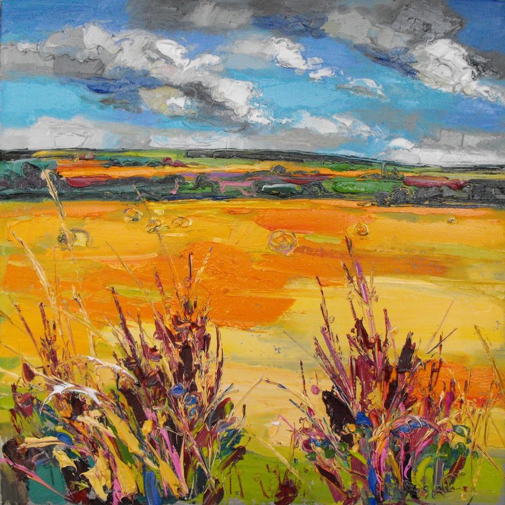 Harvest, East Linton