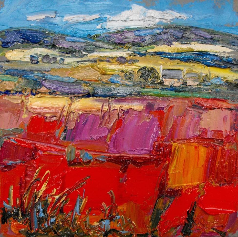 Ploughed Fields, Aberdeenshire