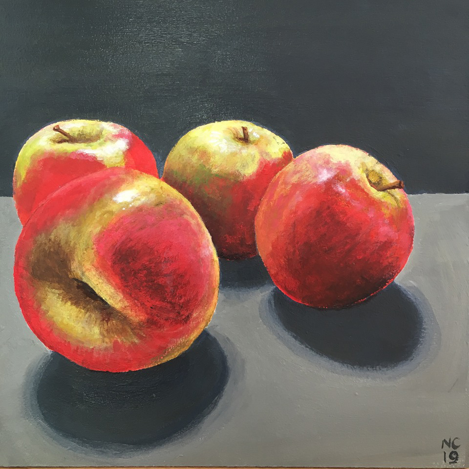 Four Apples, RIPE Series