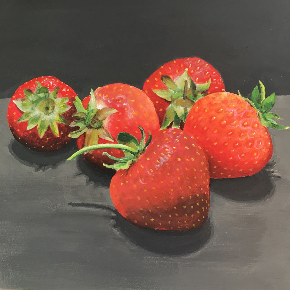 Five Strawberries, RIPE Series