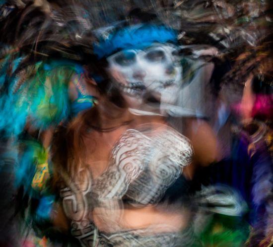 Aztecas Abtractas