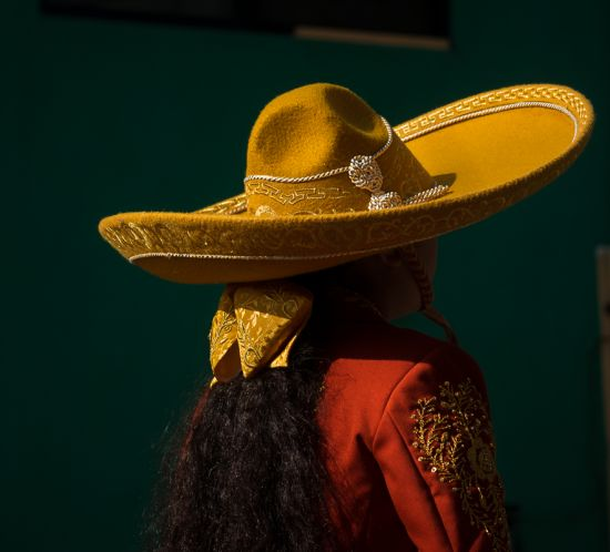 Queen of the Association of Charros Ajijic 2016