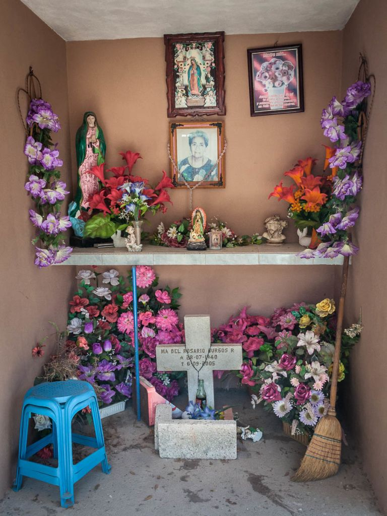 Mexican Mausoleums