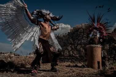 The Aztec Dancers