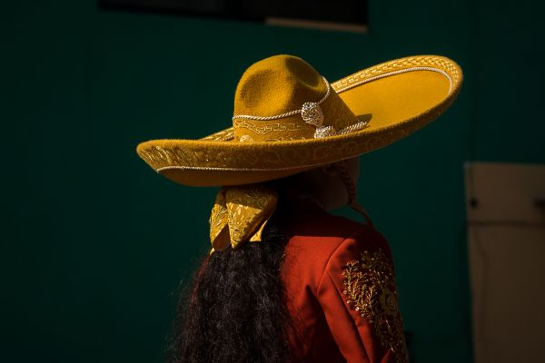 Queen of the Association of Charros Ajijic 2016