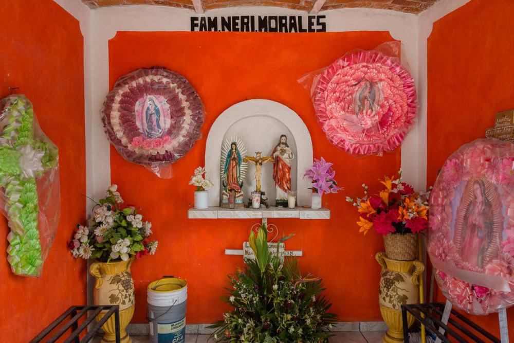 Ixtlahuacan de los Membrillos, Jalisco. Panteón municipal.