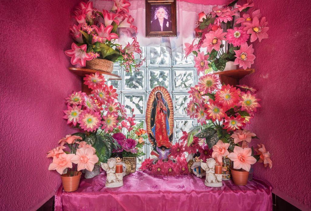San Cristóbal de las Casas, Chiapas. Panteón municipal.