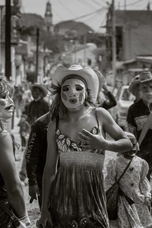 The Masked Zayacas of Ajijic, Mexico