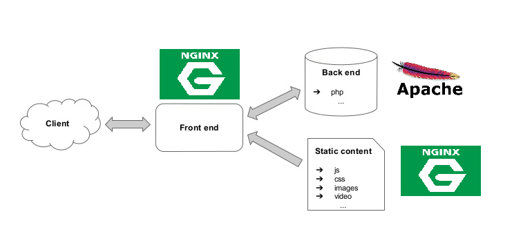 Apache and Nginx
