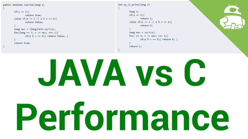 So sánh Java và C++