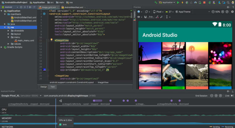 Android Studio 3.2