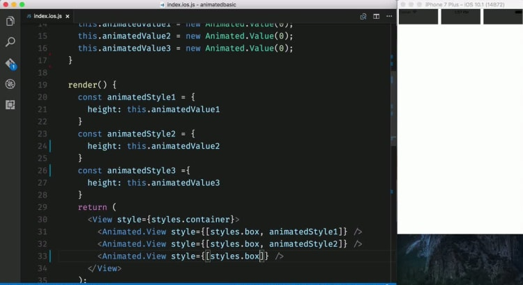 React Native ScrollView