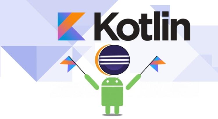 Eclipse IDE hỗ trợ Kotlin