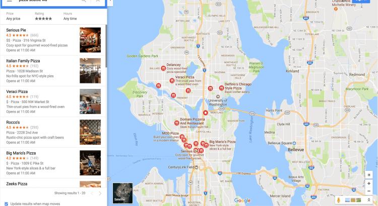 Google Map Api