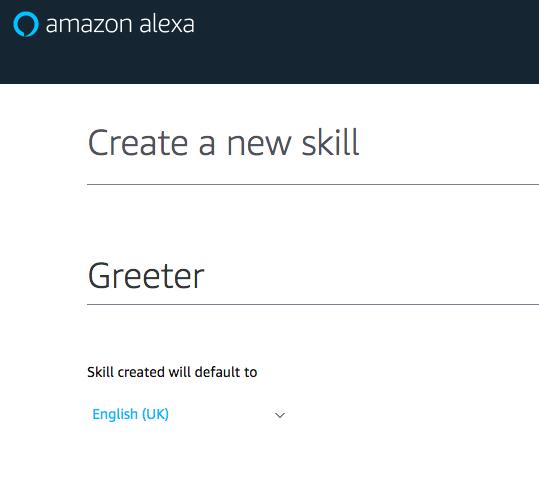 Create Skill Step 1