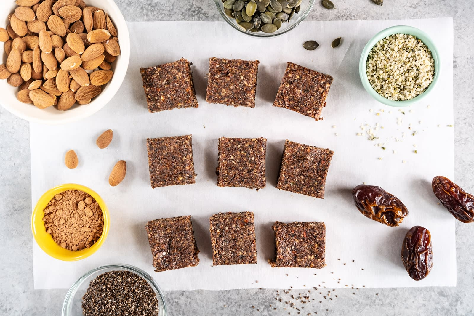Prana Bio Inc. - Protein Bar Recipe