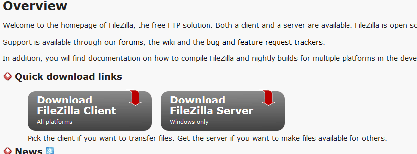 descargar-filezilla