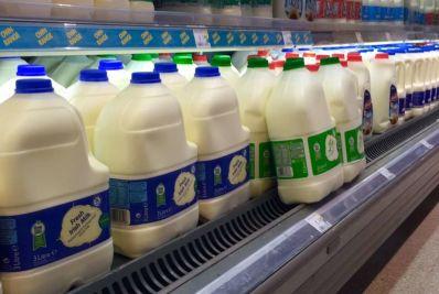 Ireland milk