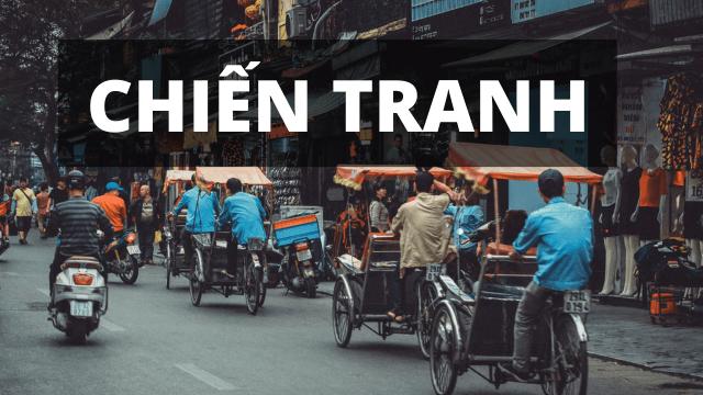 Sẽ ra sao nếu Việt Nam và Trung Quốc chiến tranh?