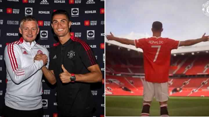 Bruno Fernandes reveals what Cristiano Ronaldo said in