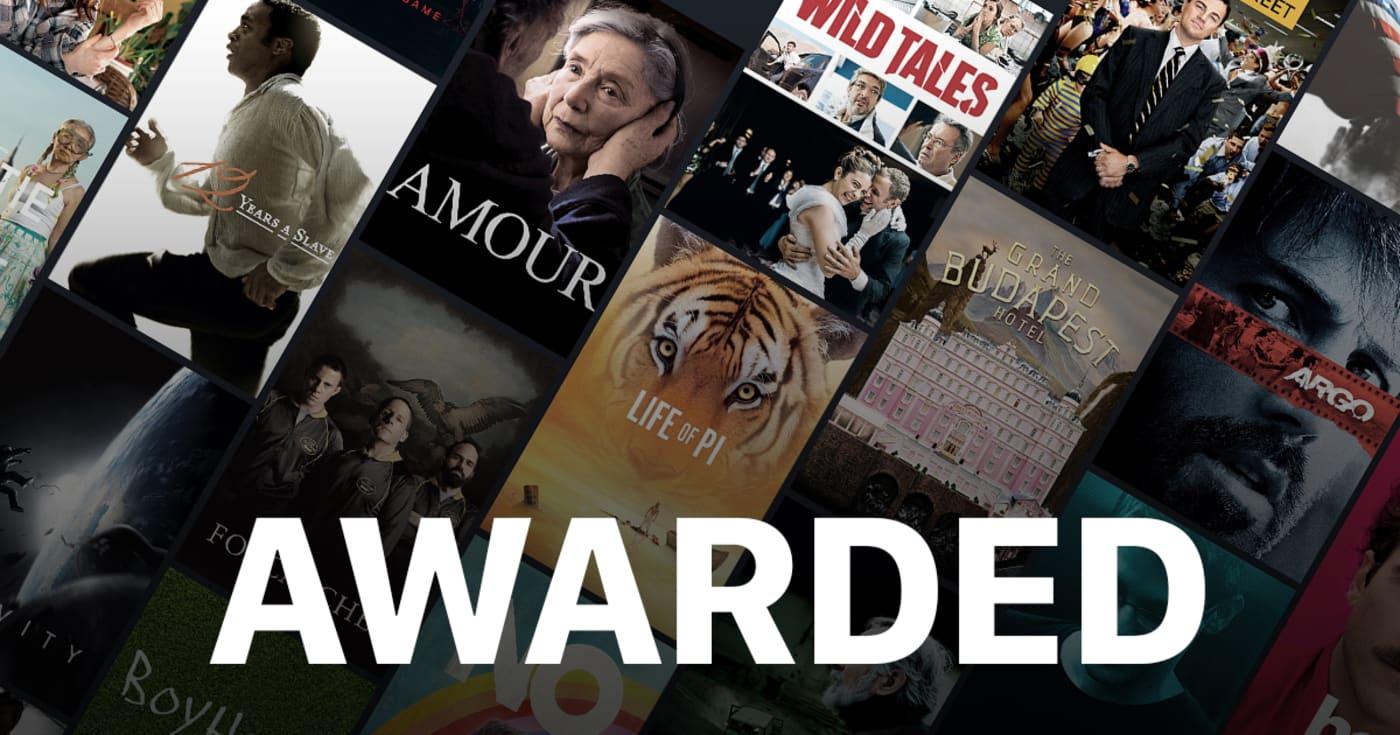 Banner for Awarded