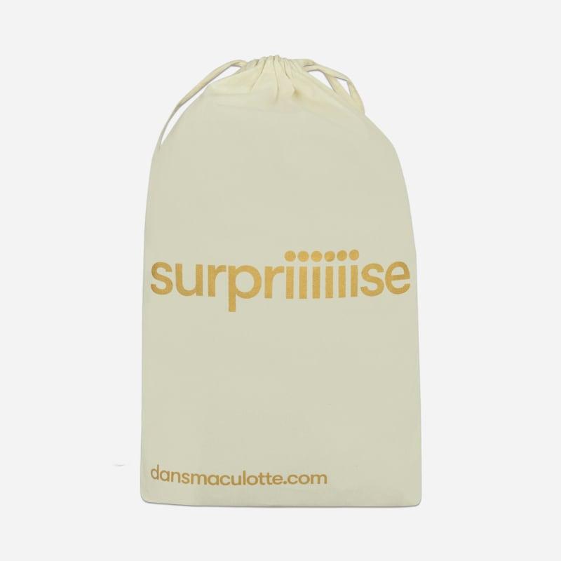 Pochette surprise réutilisable à remplir de cadeaux pour Noël !