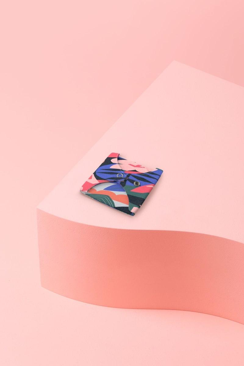 Protège-slip Dans Ma Culotte plié motif kyoto