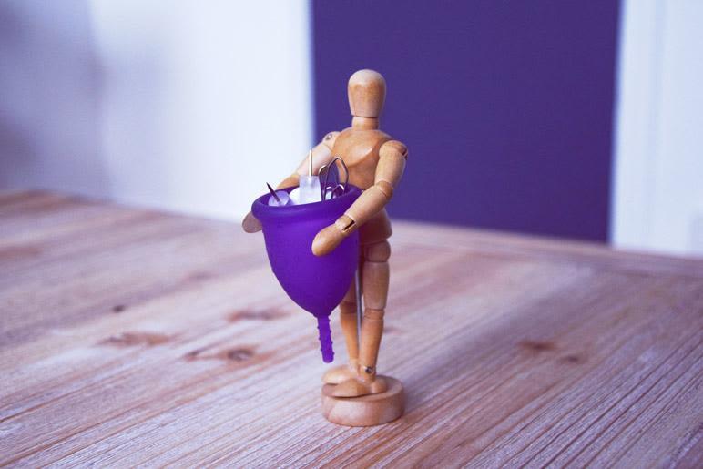 Une cup au bureau