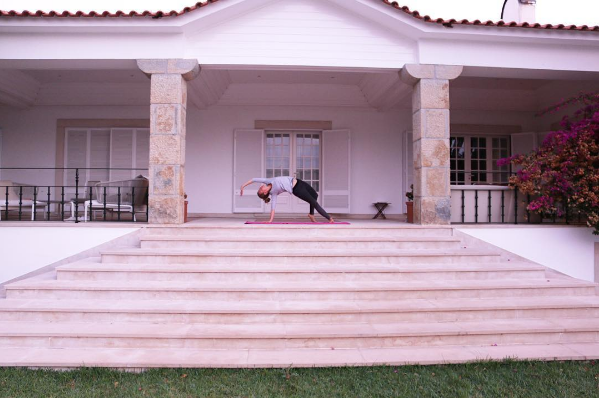Yoga régénérateur