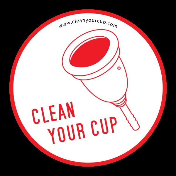 Sticker avec une cup: