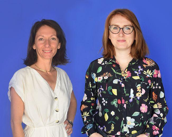 Marie Réveilhac et Noëlle Papay, cofondatrices de Dans Ma Culotte