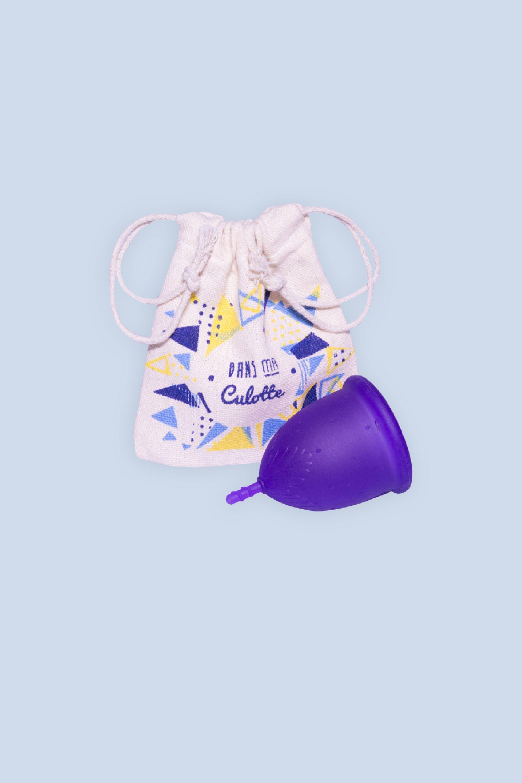 coupe menstruelle pour les flux abondants - la Rassurante