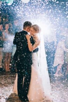romantisk brudevals Oslo