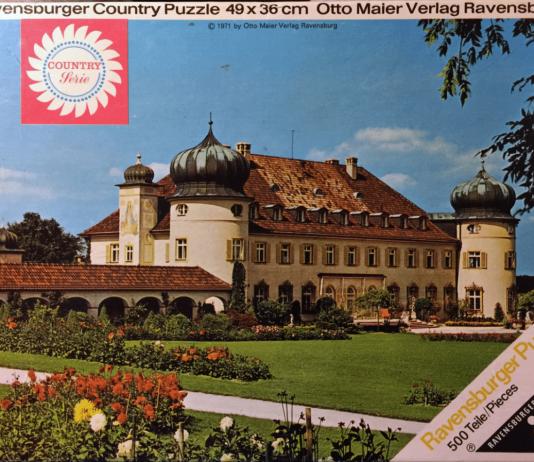 Ravensburger Schloß Höhenried