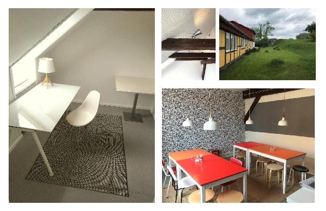AMAZING PRICE!!! Own office room/atelier in creative Refshaleoen at qvintus.dk