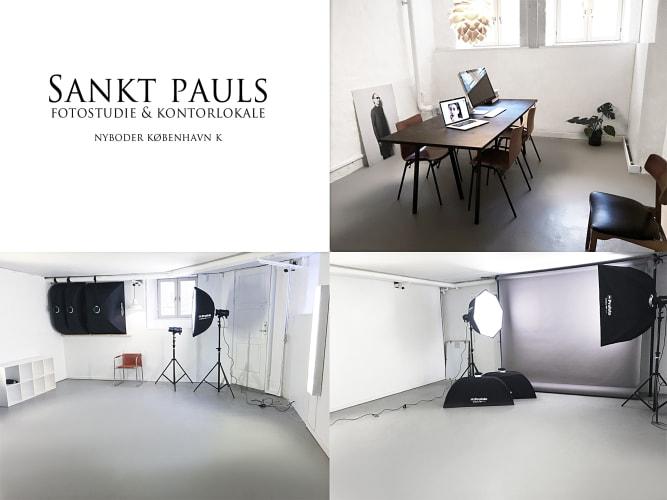 kontor og fotostudie i Nyboder, Kbh K