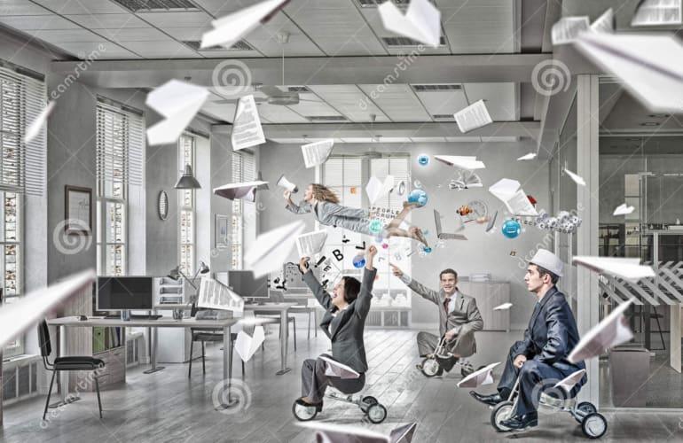 Søger kontorlokale
