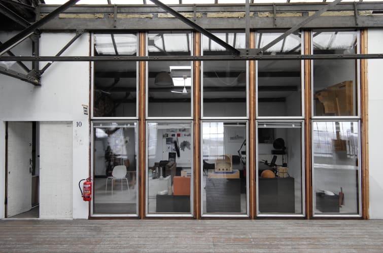 Kontorplads på Danmarks smukkeste loft - Skabelonloftet