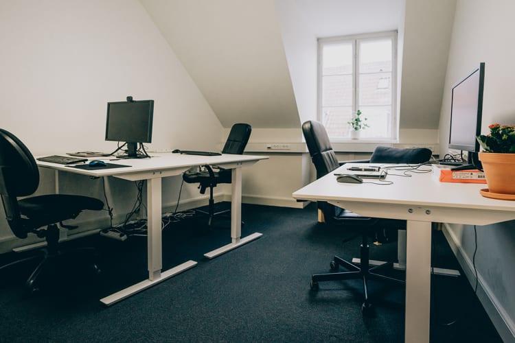 Lækkert privat kontor ved Rådhuspladsen