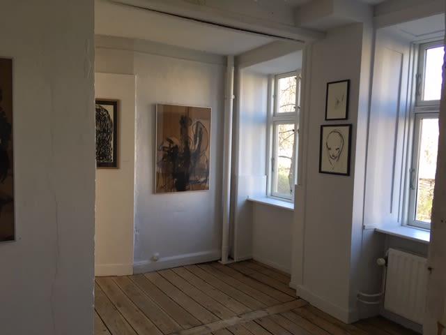 lyst 12 m² Atelier/ værksted /kontor på Istegade til udleje