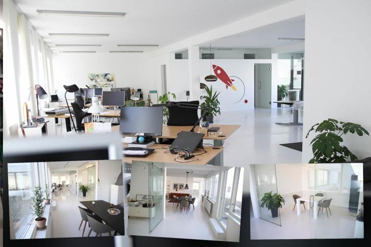 Kreativt kontorfællesskab, Hovedkontoret, Hillerød