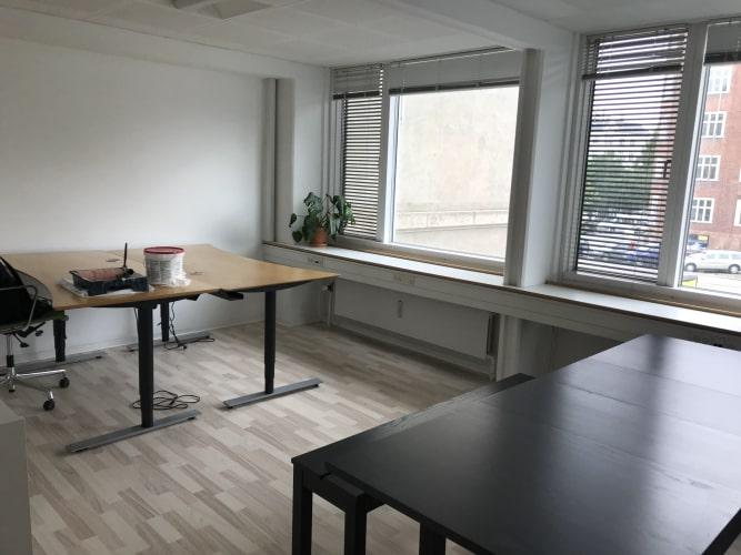 Lukket kontor - Østerbro