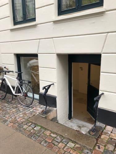 Lokale i Nansensgade kvarteret